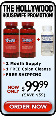 Two Month Supply + FREE Colon Cleanse